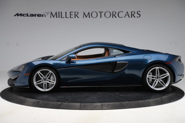 Used 2017 McLaren 570S for sale $149,900 at Maserati of Greenwich in Greenwich CT 06830 3
