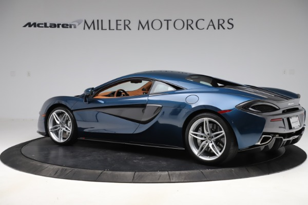 Used 2017 McLaren 570S for sale $149,900 at Maserati of Greenwich in Greenwich CT 06830 4