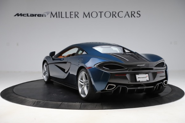 Used 2017 McLaren 570S for sale $154,900 at Maserati of Greenwich in Greenwich CT 06830 5