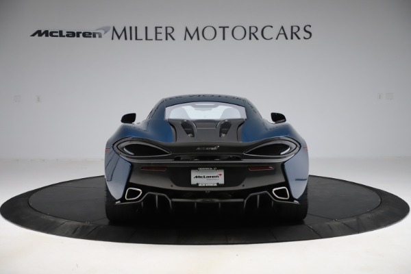 Used 2017 McLaren 570S for sale $154,900 at Maserati of Greenwich in Greenwich CT 06830 6