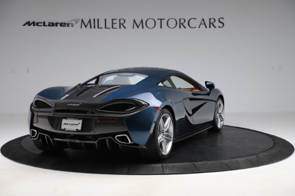 Used 2017 McLaren 570S for sale $154,900 at Maserati of Greenwich in Greenwich CT 06830 7
