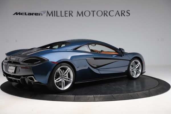 Used 2017 McLaren 570S for sale $149,900 at Maserati of Greenwich in Greenwich CT 06830 8