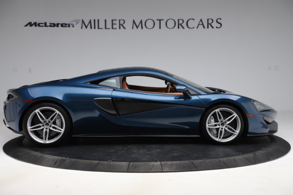 Used 2017 McLaren 570S for sale $154,900 at Maserati of Greenwich in Greenwich CT 06830 9