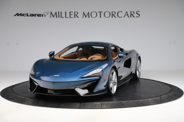 Used 2017 McLaren 570S for sale $149,900 at Maserati of Greenwich in Greenwich CT 06830 1