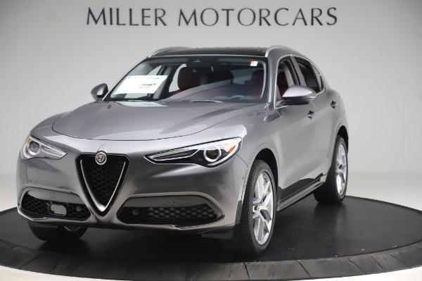 New 2020 Alfa Romeo Stelvio Ti for sale $54,995 at Maserati of Greenwich in Greenwich CT 06830 1