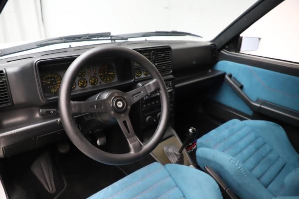 Used 1992 Lancia HF Integrale Evo 1 Martini 6 for sale $199,900 at Maserati of Greenwich in Greenwich CT 06830 13
