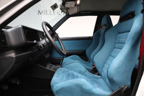 Used 1992 Lancia HF Integrale Evo 1 Martini 6 for sale $199,900 at Maserati of Greenwich in Greenwich CT 06830 14