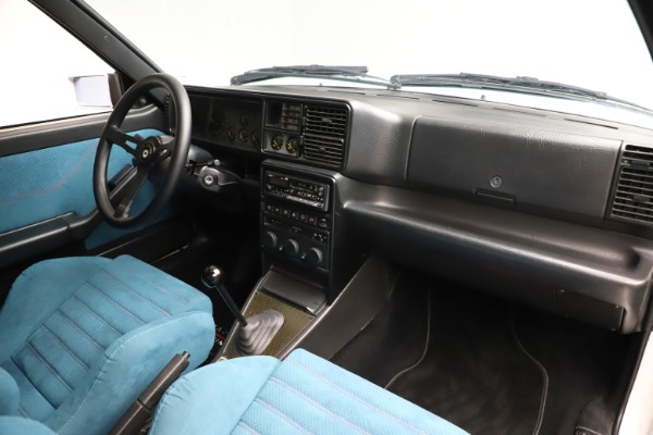 Used 1992 Lancia HF Integrale Evo 1 Martini 6 for sale $199,900 at Maserati of Greenwich in Greenwich CT 06830 17