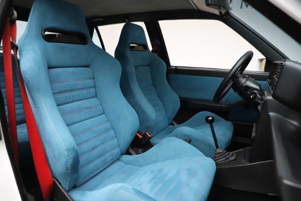 Used 1992 Lancia HF Integrale Evo 1 Martini 6 for sale $199,900 at Maserati of Greenwich in Greenwich CT 06830 19