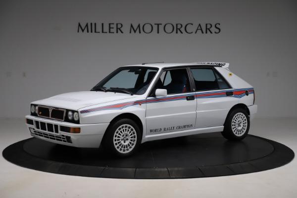 Used 1992 Lancia HF Integrale Evo 1 Martini 6 for sale $199,900 at Maserati of Greenwich in Greenwich CT 06830 2