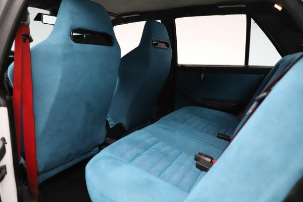 Used 1992 Lancia HF Integrale Evo 1 Martini 6 for sale $199,900 at Maserati of Greenwich in Greenwich CT 06830 22