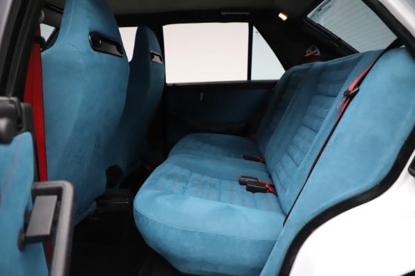 Used 1992 Lancia HF Integrale Evo 1 Martini 6 for sale $199,900 at Maserati of Greenwich in Greenwich CT 06830 23