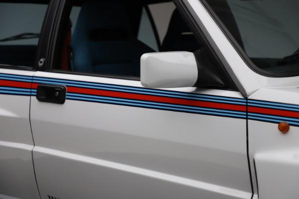 Used 1992 Lancia HF Integrale Evo 1 Martini 6 for sale $199,900 at Maserati of Greenwich in Greenwich CT 06830 27
