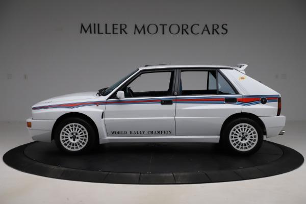 Used 1992 Lancia HF Integrale Evo 1 Martini 6 for sale $199,900 at Maserati of Greenwich in Greenwich CT 06830 3