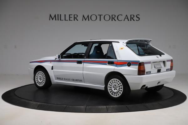 Used 1992 Lancia HF Integrale Evo 1 Martini 6 for sale $199,900 at Maserati of Greenwich in Greenwich CT 06830 4