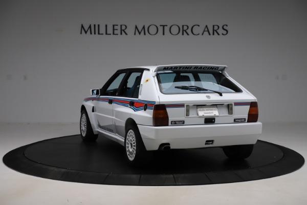 Used 1992 Lancia HF Integrale Evo 1 Martini 6 for sale $199,900 at Maserati of Greenwich in Greenwich CT 06830 5