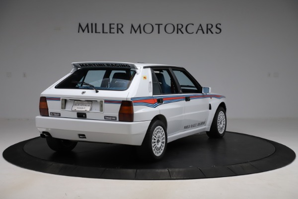 Used 1992 Lancia HF Integrale Evo 1 Martini 6 for sale $199,900 at Maserati of Greenwich in Greenwich CT 06830 7