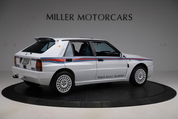 Used 1992 Lancia HF Integrale Evo 1 Martini 6 for sale $199,900 at Maserati of Greenwich in Greenwich CT 06830 8