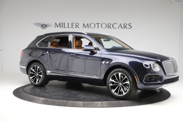 New 2020 Bentley Bentayga Hybrid for sale $189,500 at Maserati of Greenwich in Greenwich CT 06830 10