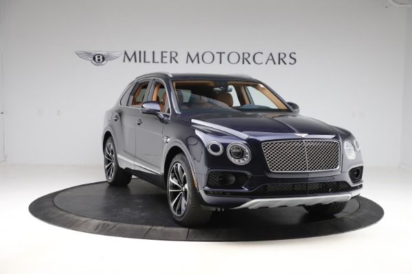 New 2020 Bentley Bentayga Hybrid for sale $189,500 at Maserati of Greenwich in Greenwich CT 06830 11