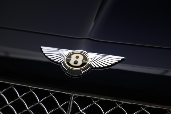 New 2020 Bentley Bentayga Hybrid for sale $189,500 at Maserati of Greenwich in Greenwich CT 06830 14