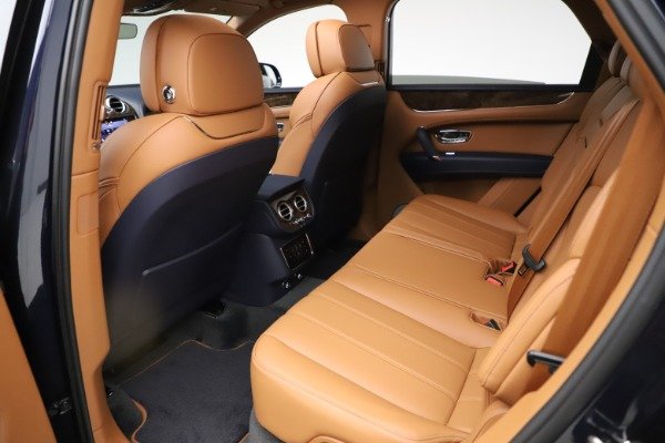 New 2020 Bentley Bentayga Hybrid for sale $189,500 at Maserati of Greenwich in Greenwich CT 06830 24