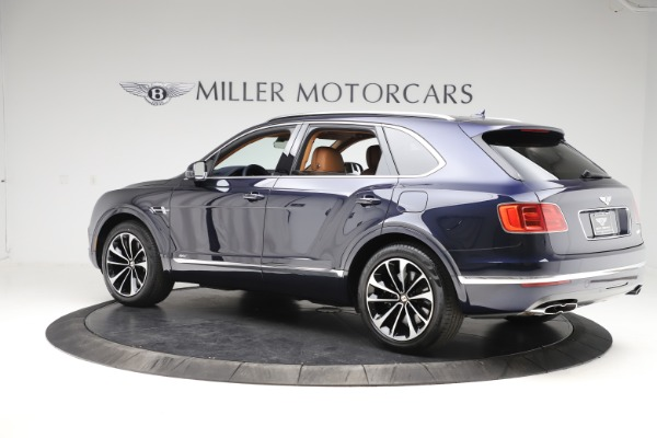 New 2020 Bentley Bentayga Hybrid for sale $189,500 at Maserati of Greenwich in Greenwich CT 06830 4