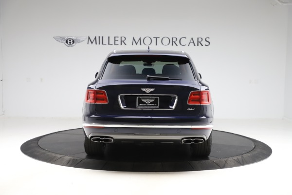 New 2020 Bentley Bentayga Hybrid for sale $189,500 at Maserati of Greenwich in Greenwich CT 06830 6