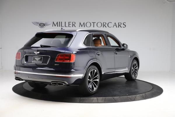 New 2020 Bentley Bentayga Hybrid for sale $189,500 at Maserati of Greenwich in Greenwich CT 06830 7