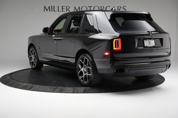 New 2020 Rolls-Royce Cullinan Black Badge for sale $436,275 at Maserati of Greenwich in Greenwich CT 06830 5