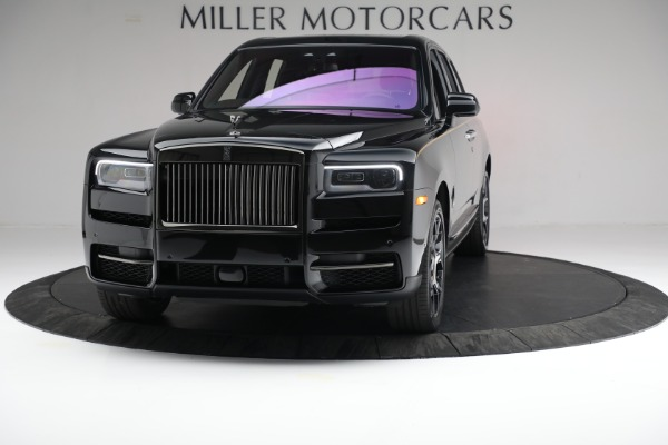 New 2020 Rolls-Royce Cullinan Black Badge for sale $436,275 at Maserati of Greenwich in Greenwich CT 06830 1