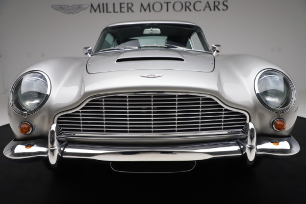 Used 1964 Aston Martin DB5 for sale Call for price at Maserati of Greenwich in Greenwich CT 06830 14