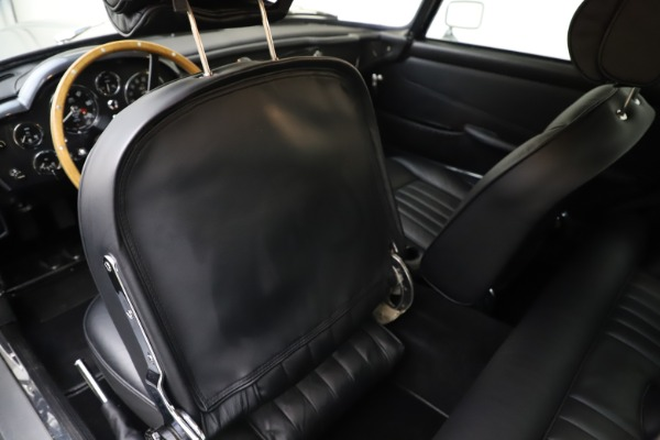 Used 1964 Aston Martin DB5 for sale Call for price at Maserati of Greenwich in Greenwich CT 06830 17