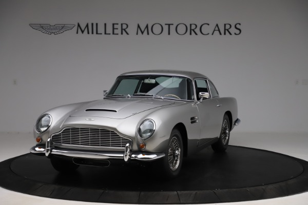 Used 1964 Aston Martin DB5 for sale Call for price at Maserati of Greenwich in Greenwich CT 06830 2