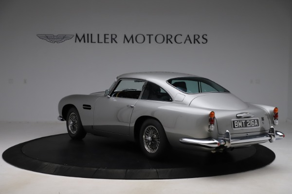 Used 1964 Aston Martin DB5 for sale Call for price at Maserati of Greenwich in Greenwich CT 06830 5