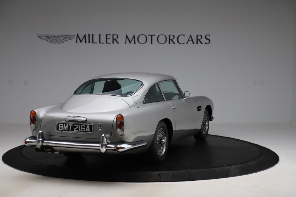 Used 1964 Aston Martin DB5 for sale Call for price at Maserati of Greenwich in Greenwich CT 06830 7