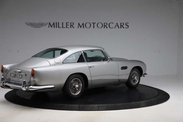 Used 1964 Aston Martin DB5 for sale Call for price at Maserati of Greenwich in Greenwich CT 06830 8