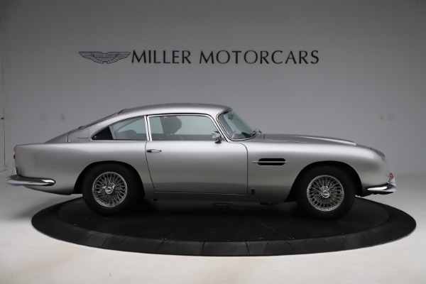 Used 1964 Aston Martin DB5 for sale Call for price at Maserati of Greenwich in Greenwich CT 06830 9