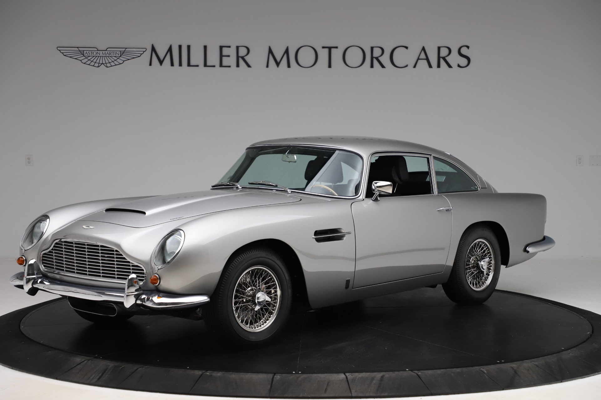 Used 1964 Aston Martin DB5 for sale Call for price at Maserati of Greenwich in Greenwich CT 06830 1