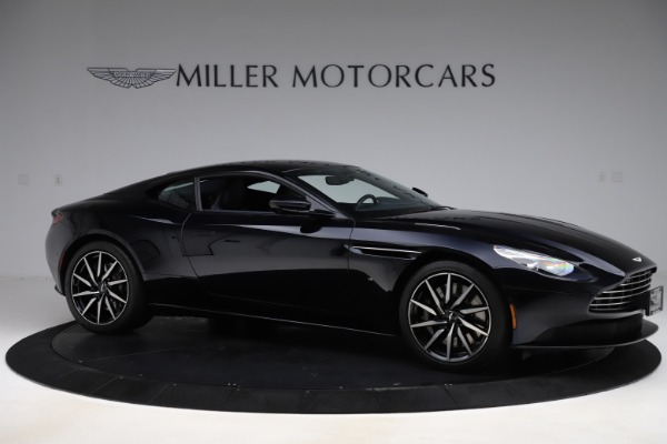 Used 2017 Aston Martin DB11 V12 for sale $129,900 at Maserati of Greenwich in Greenwich CT 06830 10