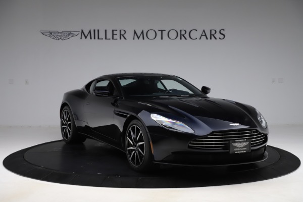 Used 2017 Aston Martin DB11 V12 for sale $129,900 at Maserati of Greenwich in Greenwich CT 06830 11