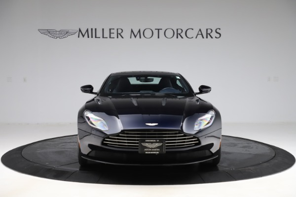 Used 2017 Aston Martin DB11 V12 for sale $129,900 at Maserati of Greenwich in Greenwich CT 06830 12