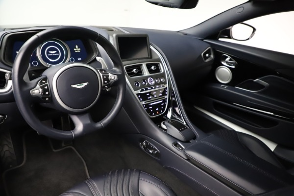 Used 2017 Aston Martin DB11 V12 for sale $129,900 at Maserati of Greenwich in Greenwich CT 06830 13