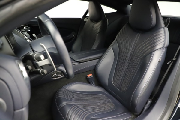 Used 2017 Aston Martin DB11 V12 for sale $129,900 at Maserati of Greenwich in Greenwich CT 06830 15