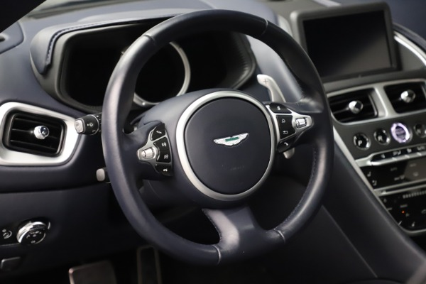 Used 2017 Aston Martin DB11 V12 for sale $129,900 at Maserati of Greenwich in Greenwich CT 06830 16