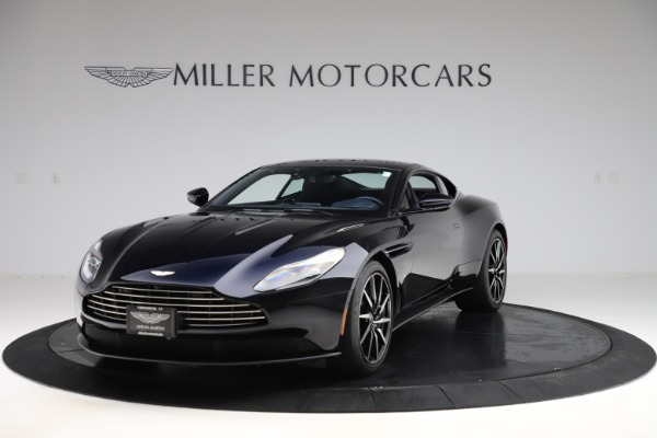 Used 2017 Aston Martin DB11 V12 for sale $129,900 at Maserati of Greenwich in Greenwich CT 06830 2