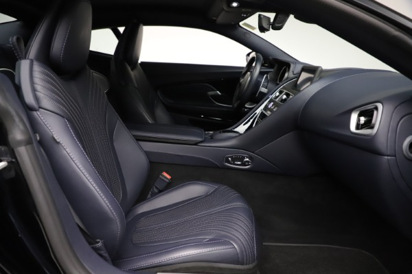 Used 2017 Aston Martin DB11 V12 for sale $129,900 at Maserati of Greenwich in Greenwich CT 06830 21