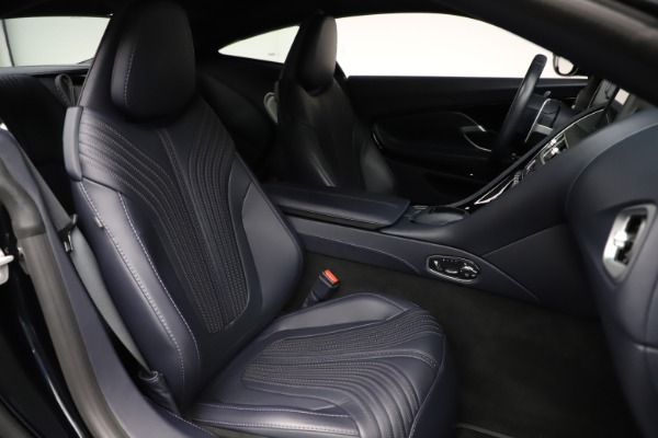 Used 2017 Aston Martin DB11 V12 for sale $129,900 at Maserati of Greenwich in Greenwich CT 06830 22