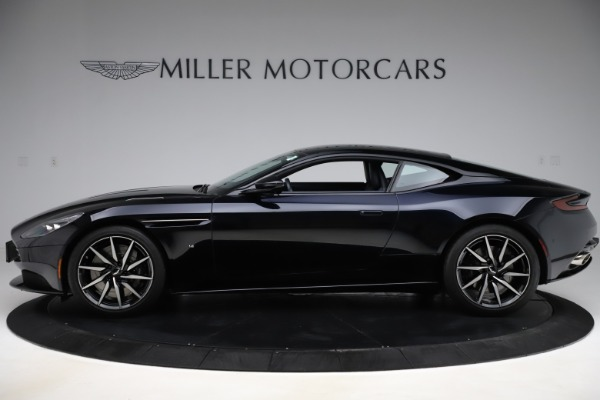 Used 2017 Aston Martin DB11 V12 for sale $129,900 at Maserati of Greenwich in Greenwich CT 06830 3
