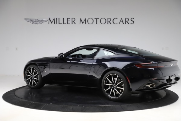 Used 2017 Aston Martin DB11 V12 for sale $129,900 at Maserati of Greenwich in Greenwich CT 06830 4